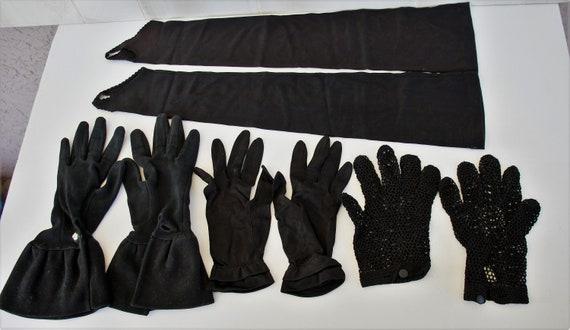 SALE!!!  Early 20th century women's dress gloves l