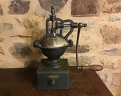 Antique french Peugot coffee bean grinder