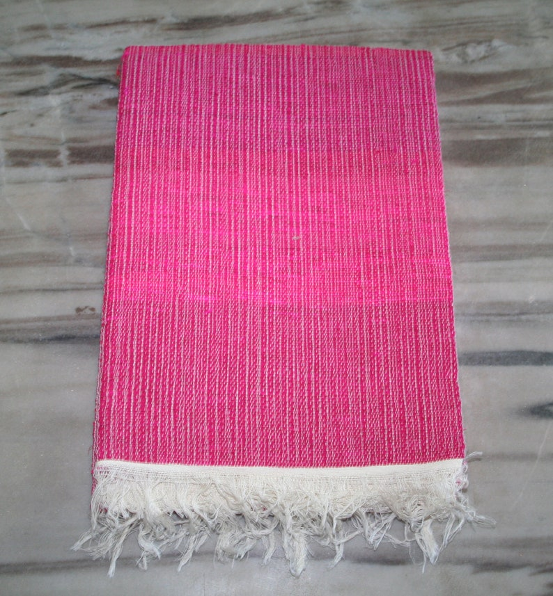Rug runner, Chindi Rug, Yoga Mat Rugs, Rustic Rug, Hippie Rug, Woven Rug,  Carpet, Floor Carpet Garden Picnic Dari Floor Carpet