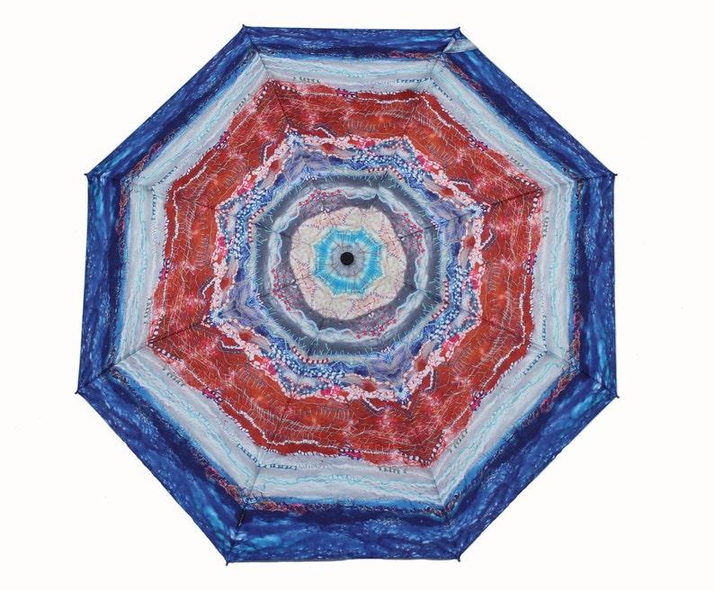 The Waterhole Umbrella a Unique Textile Design  Perfect image 0