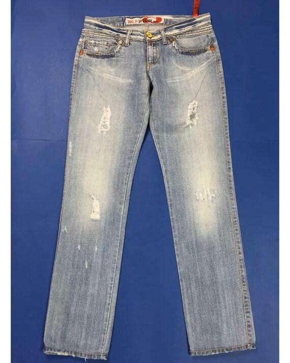 Donna Jeans Taglia 20 Long