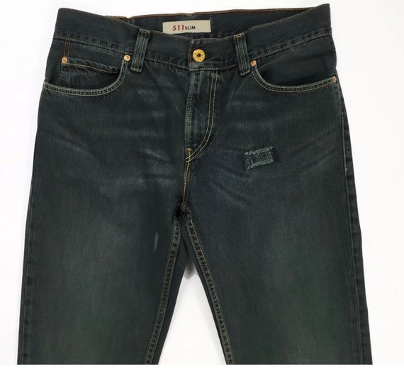 w25-w26 Lunghezza DIESEL Jeans Da Donna Tubo Pantaloni Skinny tg l34 NUOVO
