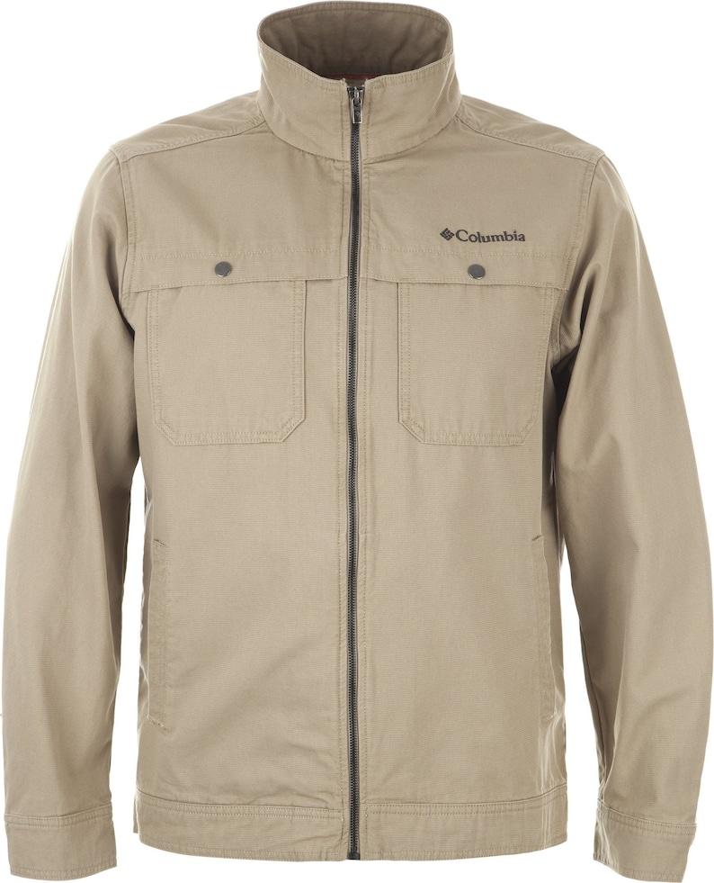 new styles 3b3dd 15758 Columbia tolmie butte M giacca jacket man new trakking sport beige uomo  T5081