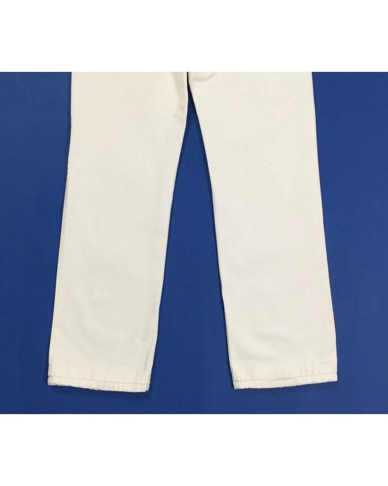 Messagerie jeans uomo usato W34 TG48 slim gamba dritta straight boyfriend T4663