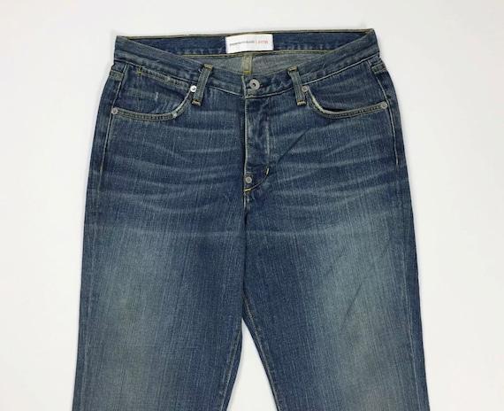 Trussardi Jeans Close-Used Jeans Slim Uomo