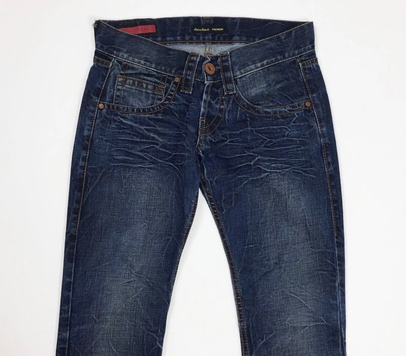 76d3f91f6c22a Guess jeans donna usato denim W27 tg 41 zampa bootcut svasati