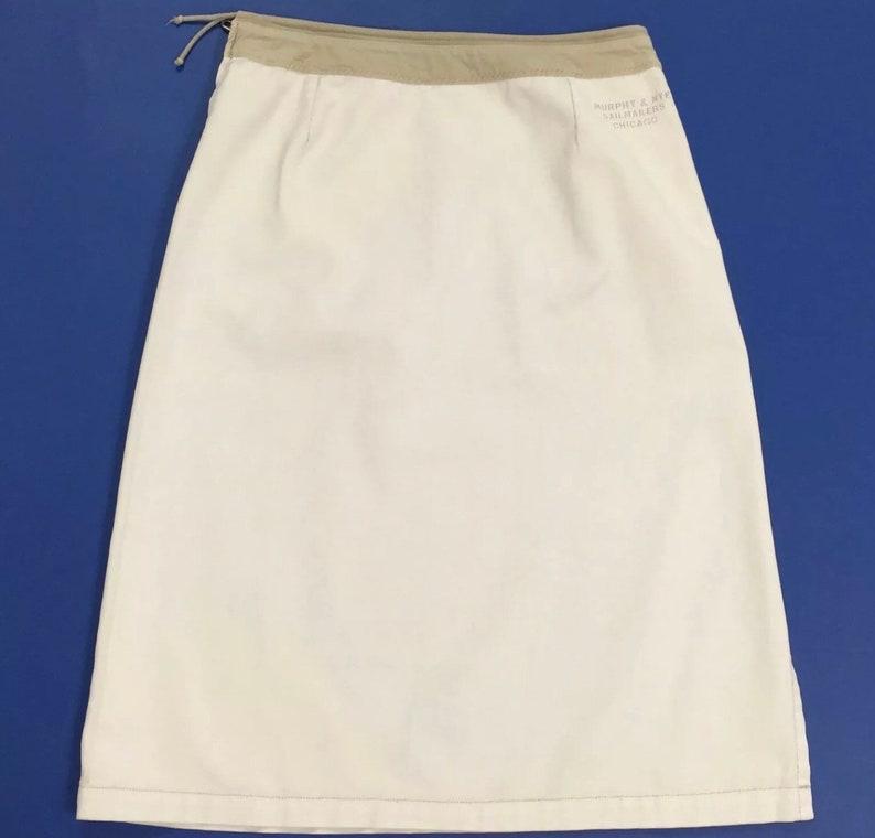 uk availability 73760 62e80 Murphy nye skirt used bi color tech used S 42 skirt studs gap hot T2271