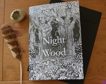 Night Wood Booklet/Nature Zine