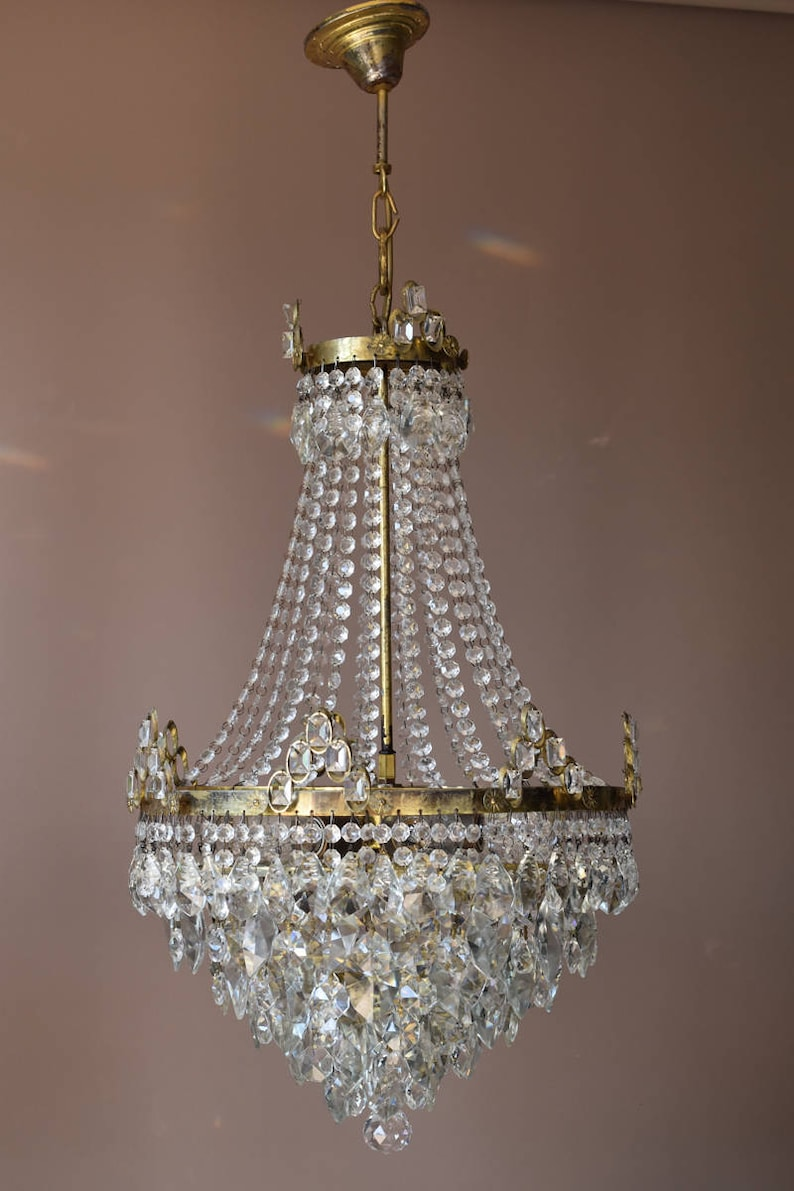 Free Delivery Victorian Lighting Home Decoration Old Antique Etsy