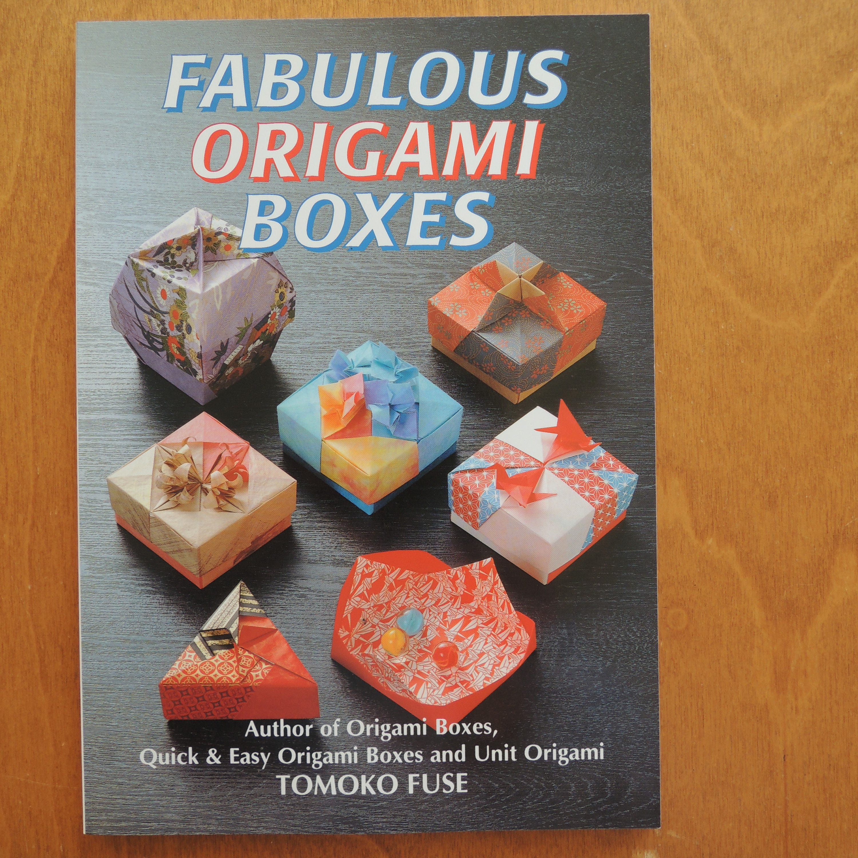 Fabulous Origami Boxes How To Make Gift New Etsy Tomoko Fuse Hexagon Box Instructions