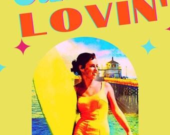 Summer Lovin' | Yarn Mini Skein Set | Ships July 1,  2021 | 12 Surprise Mini Yarn Skeins | Hand Dyed Yarn Set | Summer Yarn Advent |