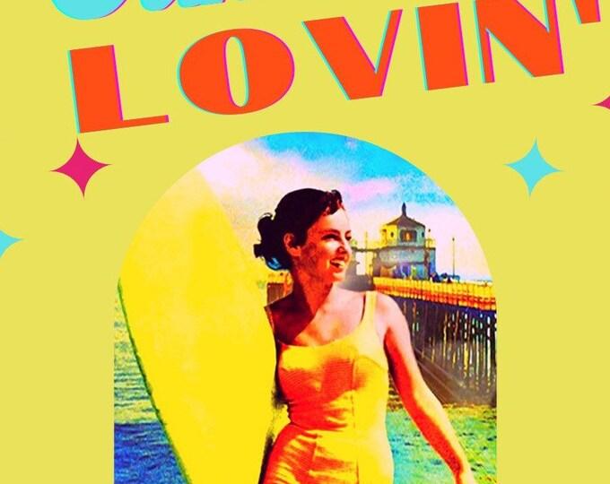 Featured listing image: Summer Lovin'   Yarn Mini Skein Set   Ships July 1,  2021   12 Surprise Mini Yarn Skeins   Hand Dyed Yarn Set   Summer Yarn Advent  
