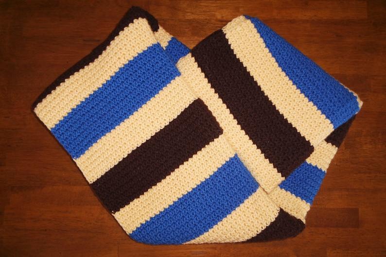 Grit Stitch Crochet Blanket Etsy