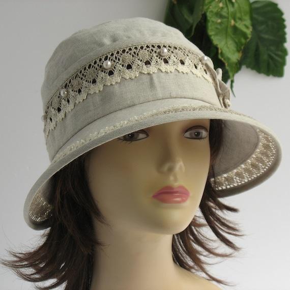 Easter hat Womens Beige sun hat Plus size hat Summer hats  35d0c9b5034