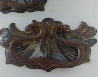 Architectural Salvage - Victorian Drawer Handles