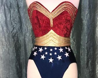 dd923e9a8ab54 Wonder Woman cosplay linda carter