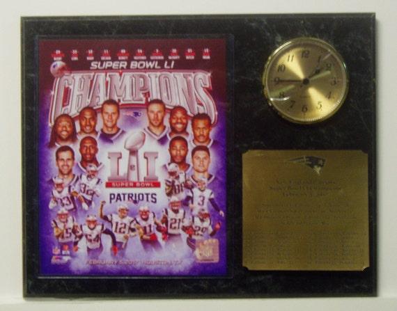 New England Patriots Super Bowl LI Champions Licensed Team  f5ccc05d7