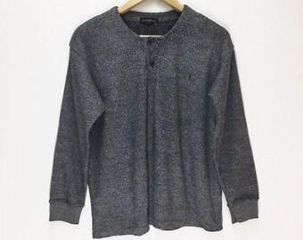 42ffd816c4f Rare Vintage YSL Sweatshirt / Yvessaintlaurent Sweatshirt / YSL Jumper /  Women Style / Women Size