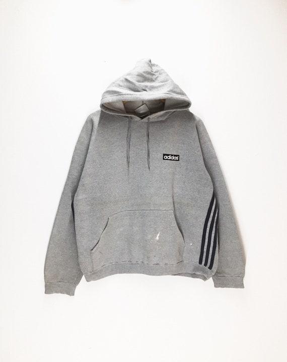 adidas hoodie vintage