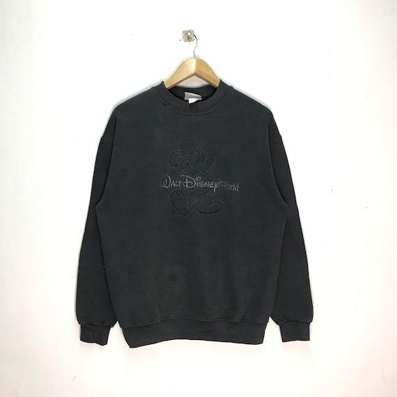 Rare Vintage Mickey Sweatshirt / 80s Mickey Sweate