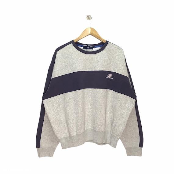 Rare Vintage Polo Sport Ralph Lauren Sweatshirt /