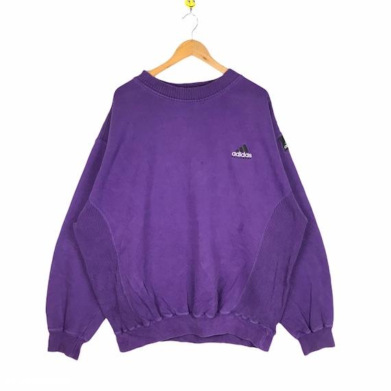 Vintage Adidas Sweatshirt / Adidas Spellout / Adid