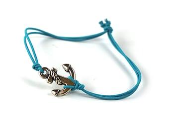 Anchor strap, rubber cord