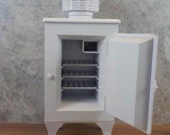 Kühlschrank Puppenhaus : Karins puppenhaus und peters tankstelle museum petersberg