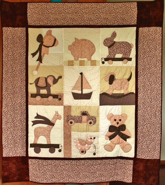 Coperta trapuntino per letto singolo bambina tessuto | Etsy