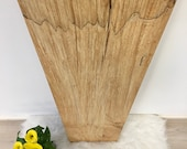 Wooden top, table top, solid maple wood board, craftsmanship from Remagen/Rhine, NACHHALTIG