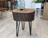 Tree Table Side Table Cof...
