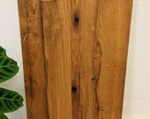 Table top table solid wood board board reclaimed wood solid waxed wild rustic