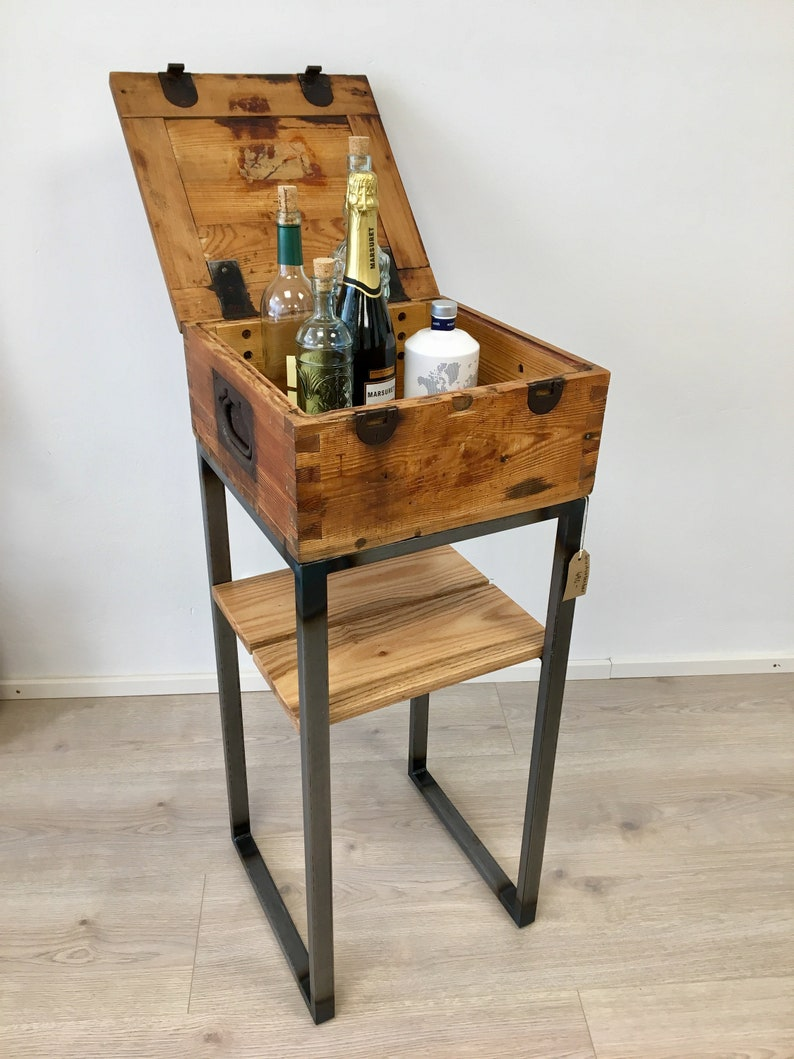 Wine Bar Wine Shelf Shelf Ammunition Box Wine image 0