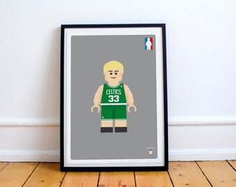 Lego Larry Bird