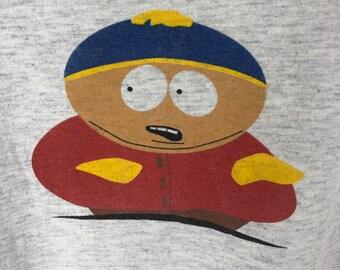 c74ab883dcf Vintage Cartman South Park Shirt   Eric Cartman   Anime Shirt   Animated  Sitcom