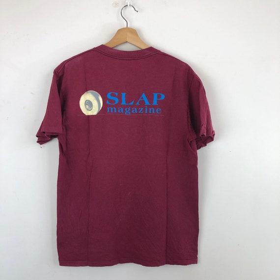 Vintage Slap Magazine Shirt / Skate Shirt / Skateb
