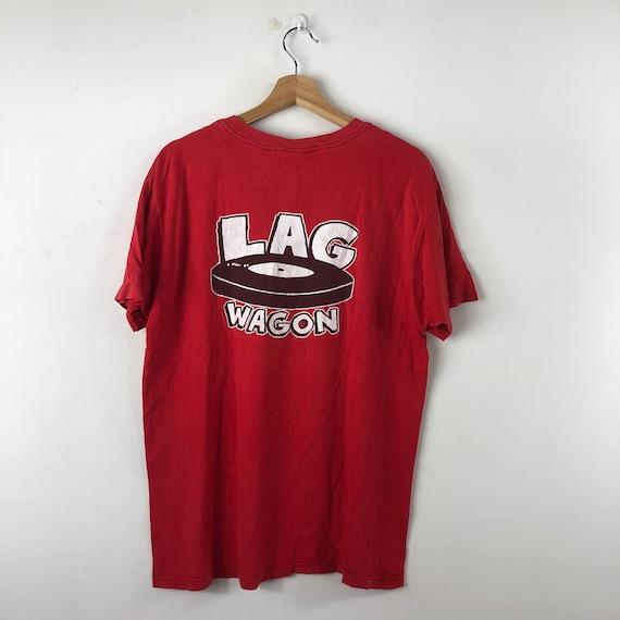 Vintage Lagwagon Shirt / Punk Rock / Band T Shirt
