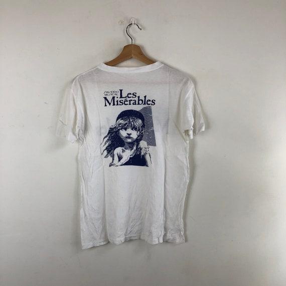 Vintage Les Miserables Shirt / Broadway / Musical