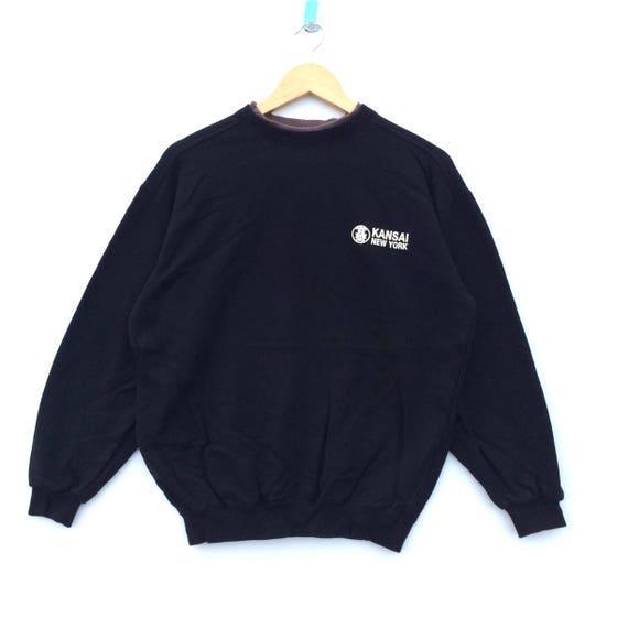 Vintage Kansai NY Sweatshirt / Kansai Dragon Jack… - image 3