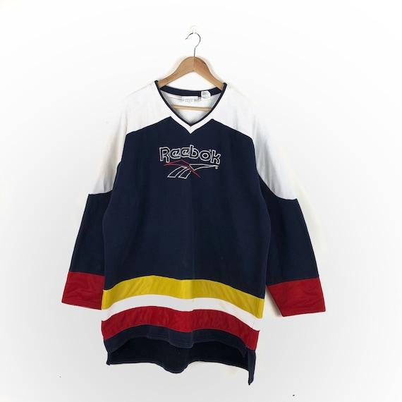 Vintage Reebok Hockey Jersey Style / Reebok Colorb