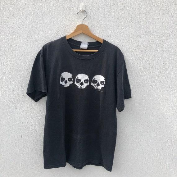 Vintage Goldfinger Shirt / Skulls / Punk Rock Band