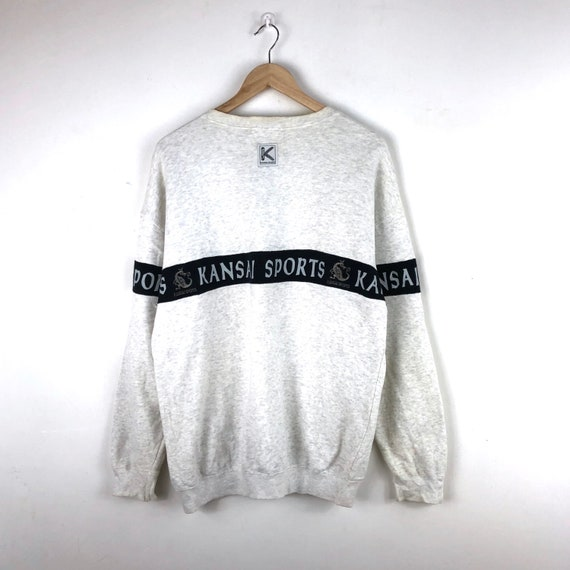 Vintage Kansai Sports Sweatshirt / Kansai Dragon … - image 6