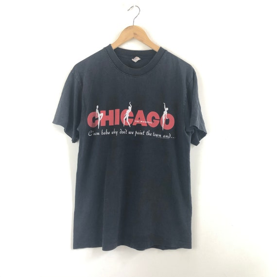 Vintage Chicago The Musical Shirt / All That Jazz