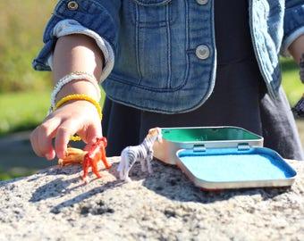 Safari Busy Box, Childrens activity box