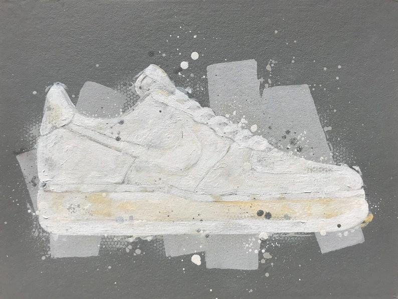 Nike Air Force 1 Print