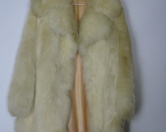 Vintage Fur Coat - M/L