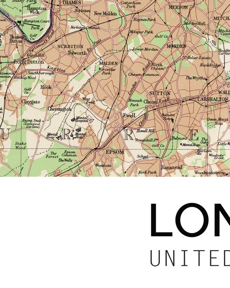 City London Map.London Map Print Digital Download London City London Map Poster City Map Print United Kingdom Digital Map England Print London City Map