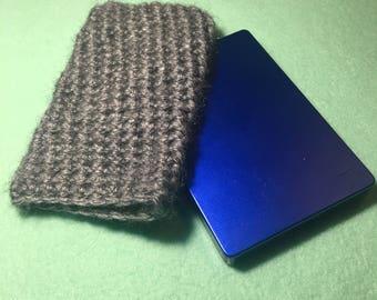 External Hard Drive, Hard disk Handmade Crochet Case