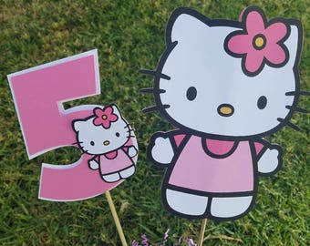 Hello Kitty Party Etsy
