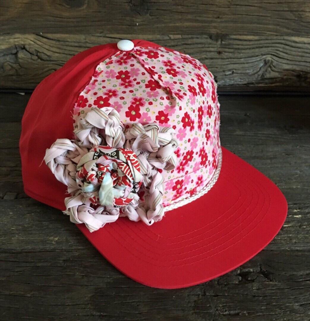785eb73f724 Hat Trucker hat SnapBack Baseball cap Women s Trucker